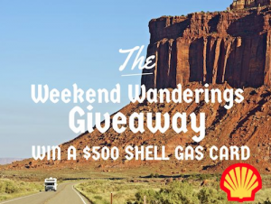 Shell Weekend Wanderings
